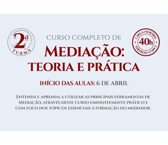 Curso Completo de Mediação: Teoria e Prática_00