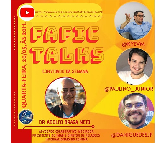 Fafic Talks - Live