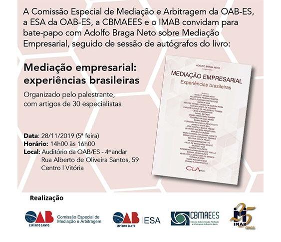 Mediação Empresarial: Experiências Brasileiras_00