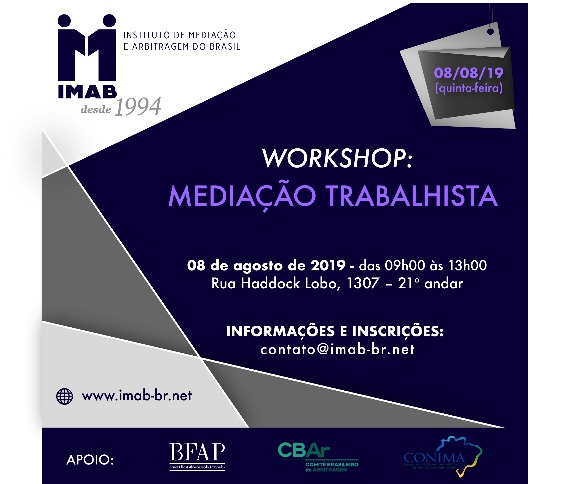 WORKSHOP: MEDIAÇÃO TRABALHISTA_00