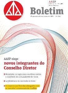 AASP Boletim 2ª quinzena de dezembro de 2017 | nº 3052